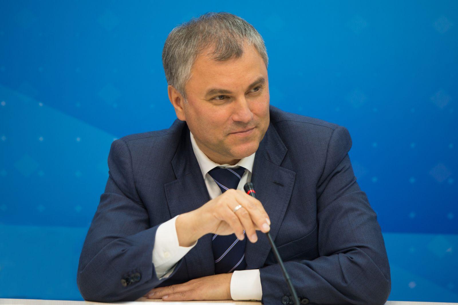 Инстаграм и Википедия Вячеслава Володина фото