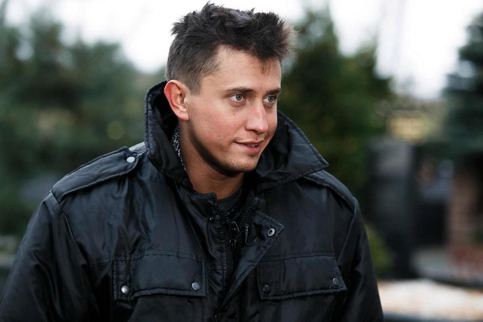 Личная жизнь Павла Прилучного (актер) фото
