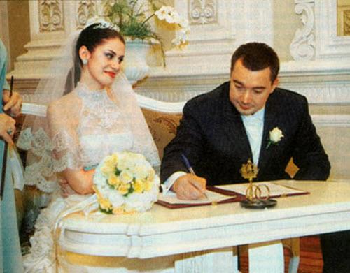 Муж Анны Ковальчук – Олег Капустин фото