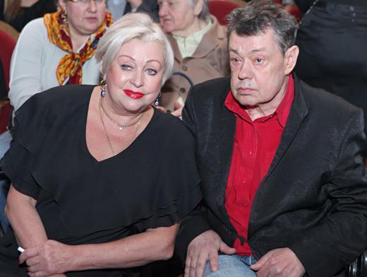 Муж Людмилы Поргиной – Николай Караченцов фото