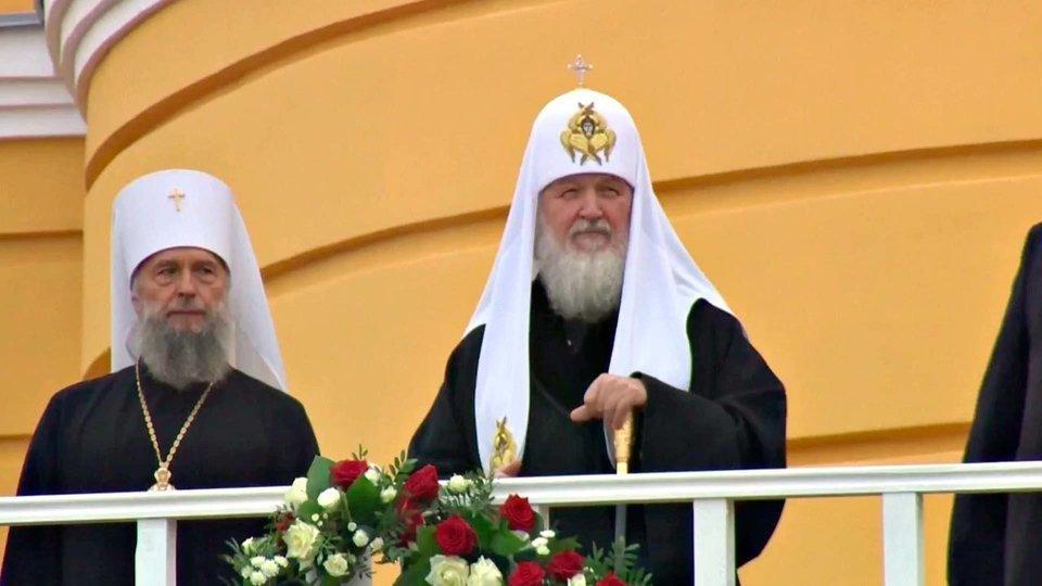 Патриарх Кирилл «Слово пастыря» фото