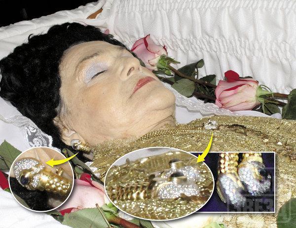 Причины смерти Людмилы Зыкиной фото