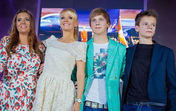 Семья Александра Шульгина фото