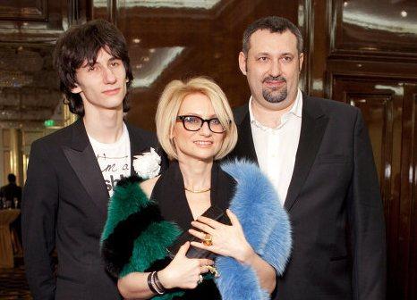 Семья Эвелины Хромченко фото