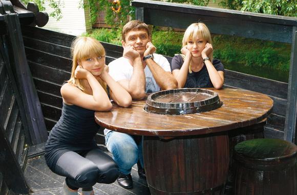 Семья Игоря Лифанова фото