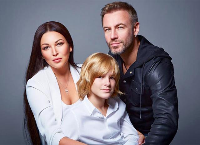 Семья Ирины Дубцовой фото