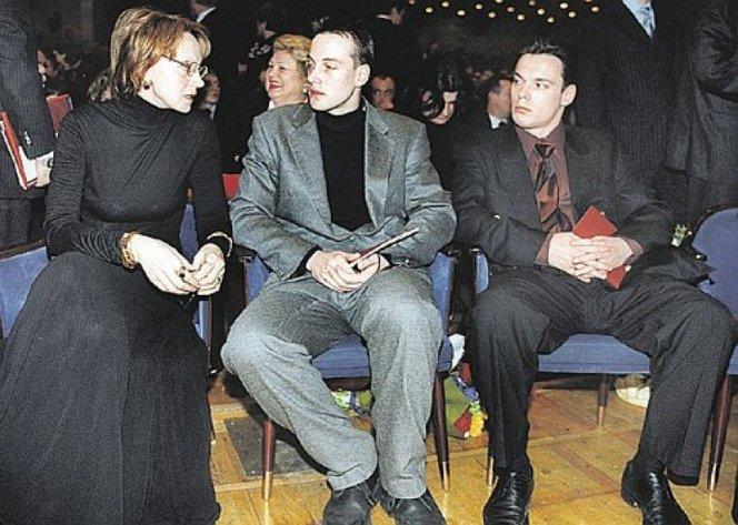 Семья Ирины Купченко фото