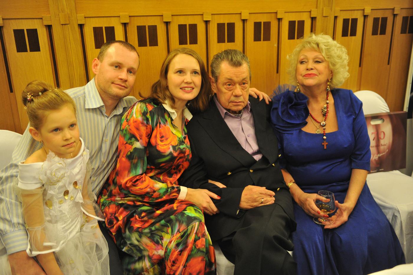 Семья Людмилы Поргиной фото