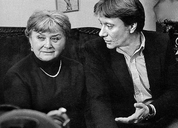 Семья Марии Мироновой фото