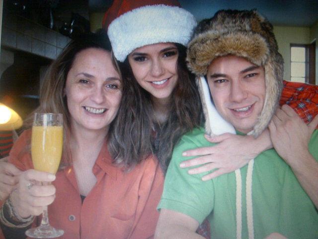 Семья Нины Добрев фото