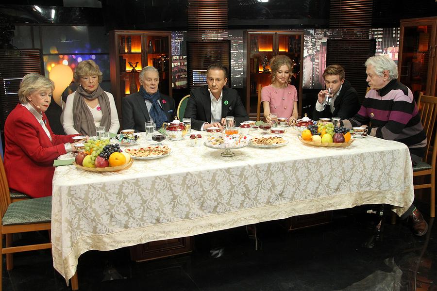 Семья Олега Меньшикова фото