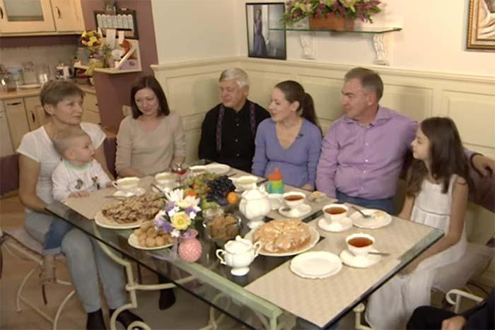 Семья Ольги Красько фото