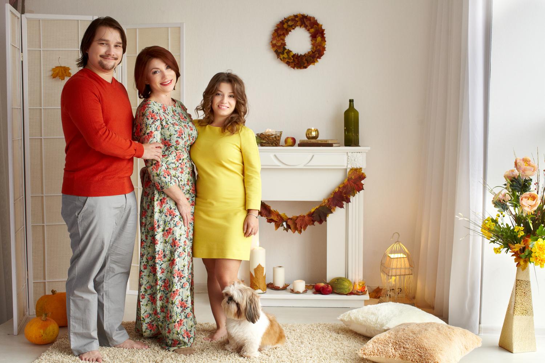 Семья Розы Сябитовой фото