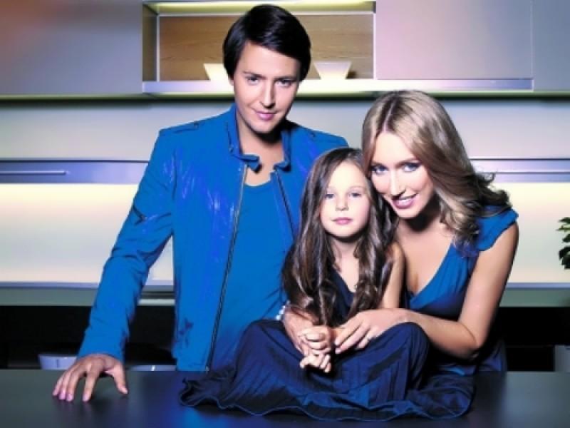 Семья Витаса (певец) фото