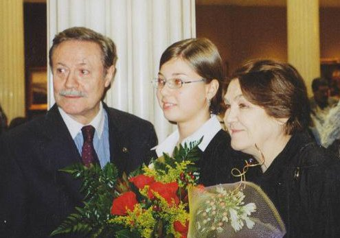 Семья Юрия Соломина фото
