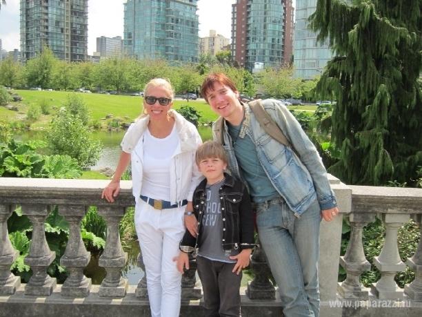 Семья и дети Алёны Свиридовой фото