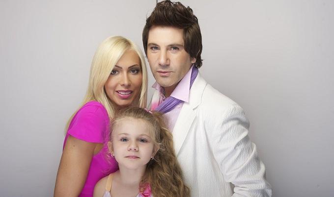 Семья и дети Авраама Руссо фото