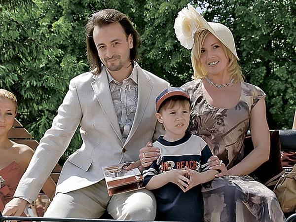 Семья и дети Ирины Лобачевой фото