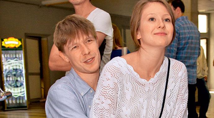 Семья и дети Яны Гладких фото