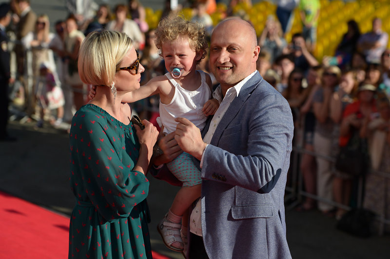 Семья и личная жизнь Гоши Куценко фото