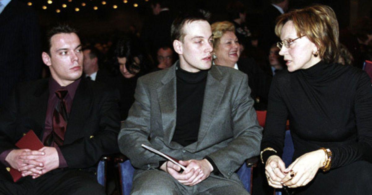 Сын Ирины Купченко – Александр Лановой фото