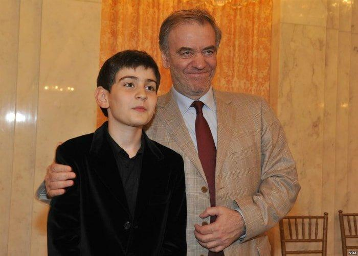 Сын Валерия Гергиева - Валерий фото