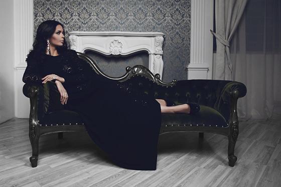 Юлия Ахмедова фото в журнале Максим фото