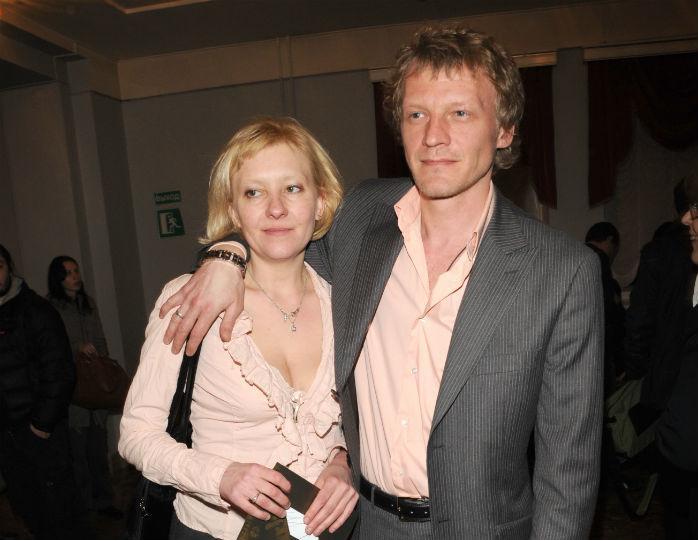 Жена Алексея Серебрякова – Мария фото