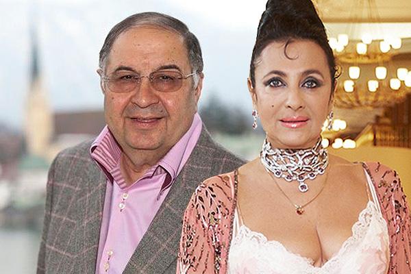 Жена Алишера Усманова – Ирина Винер фото