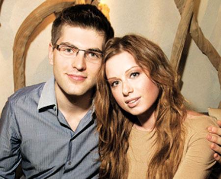 Жена Дмитрия Борисова фото