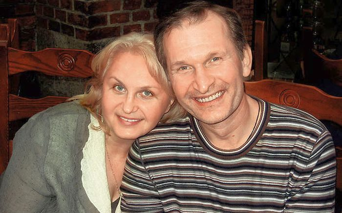 Жена Фёдора Добронравова – Ирина Добронравова фото
