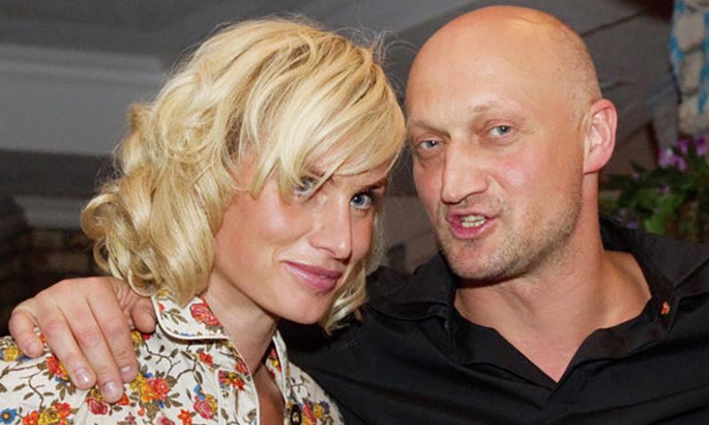Жена Гоши Куценко – Ирина Скриниченко фото