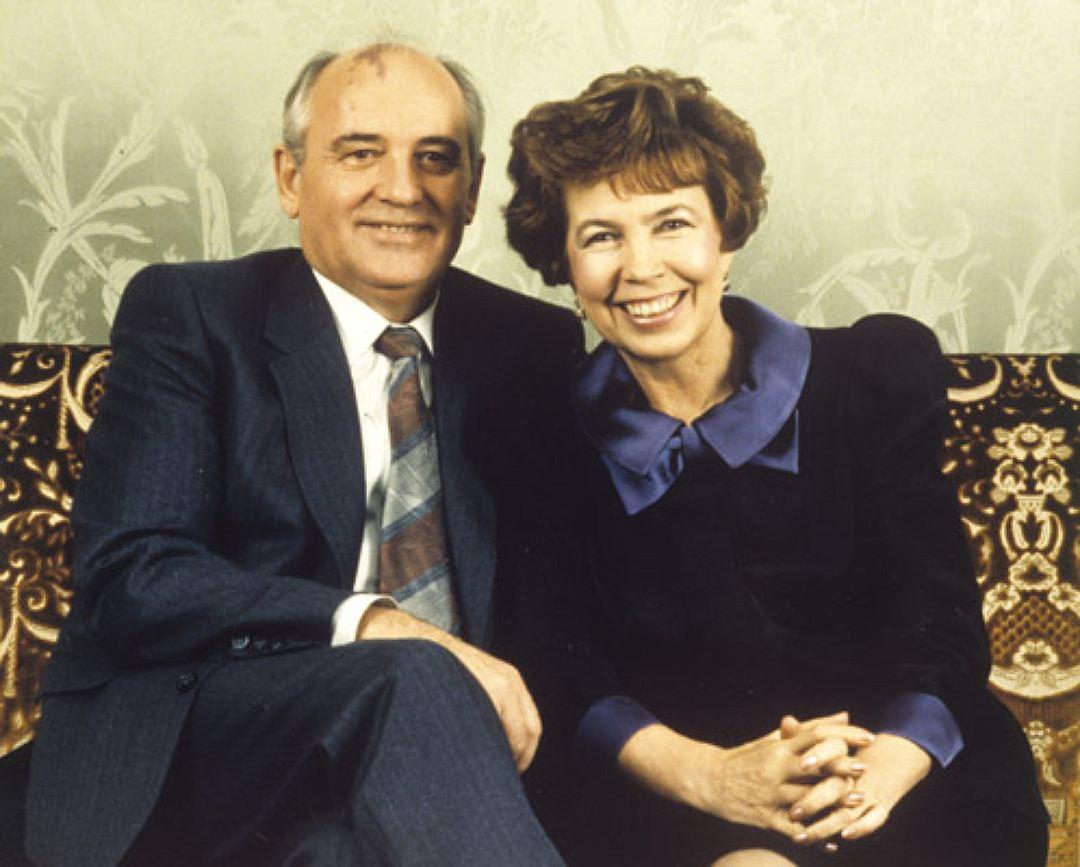 Жена Михаила Горбачева – Раиса Горбачева фото