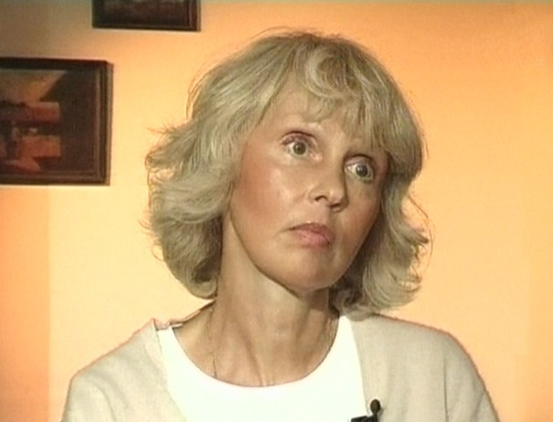 Жена Виталия Соломина – Мария Леонидова фото