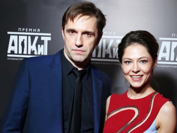 Жена Владимира Вдовиченкова – Елена Лядова фото