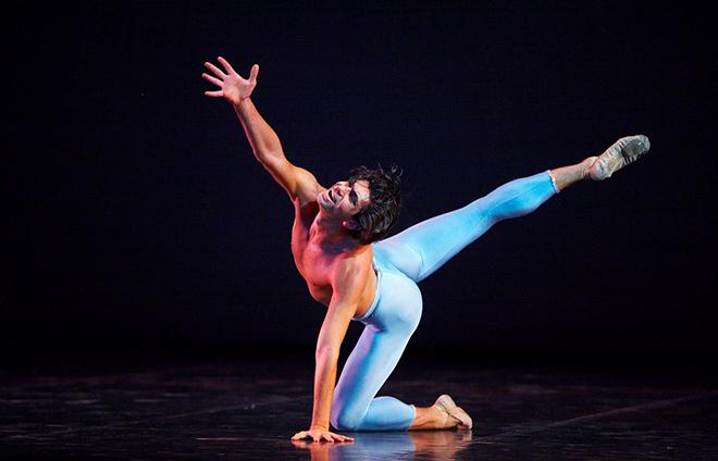 Звезда балета Николай Цискаридзе