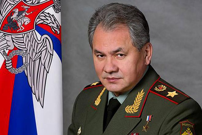 Сергей Шойгу на посту министра обороны