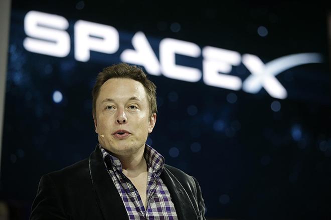 Основатель компании «SpaceX» Илон Маск