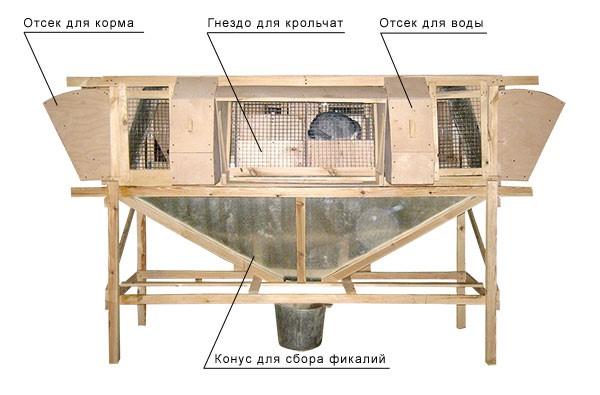 Детальный разбор реализации клетки по Методу Михайлова