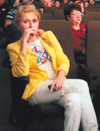 Татьяна Подольская и  Евгений Петросян
