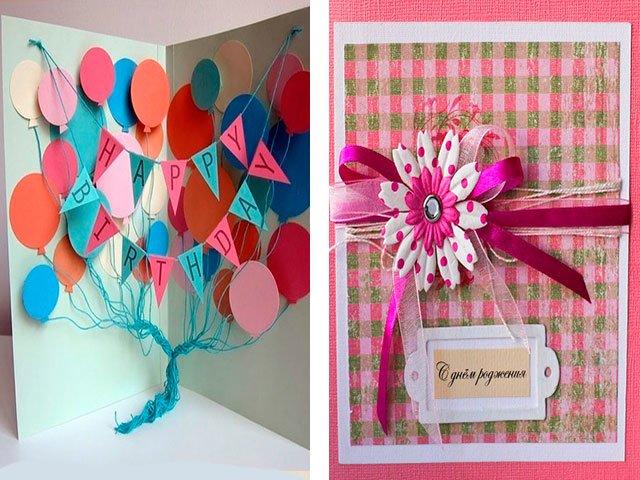 Идеи открытки для бабушки на день рождения