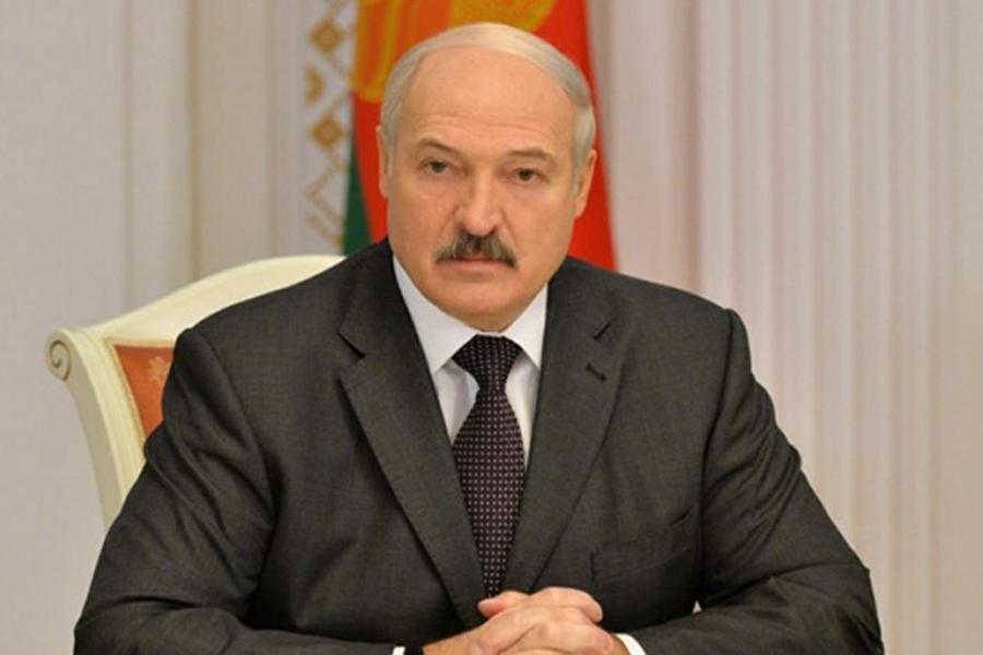 Александр Лукашенко биография личная жизнь семья жена дети  фото
