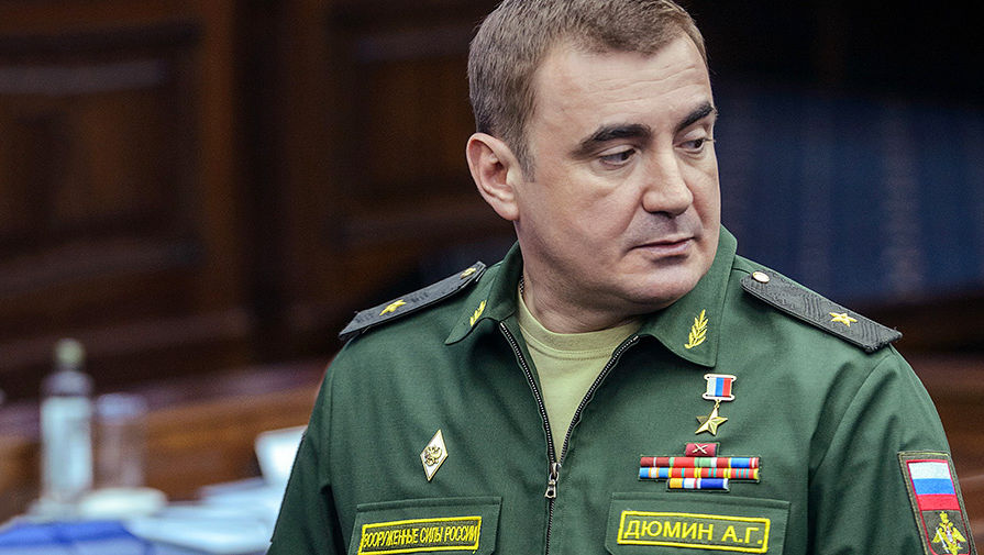 Алексей Дюмин преемник Путина фото
