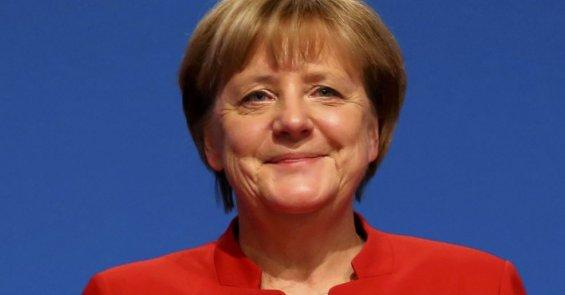 Биография Ангелы Меркель фото