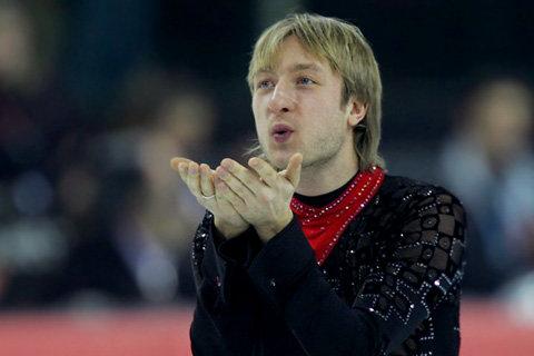 Биография Евгения Плющенко фото