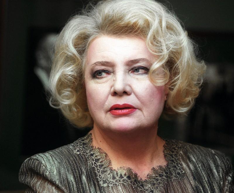 Биография Татьяны Дорониной (актриса) фото