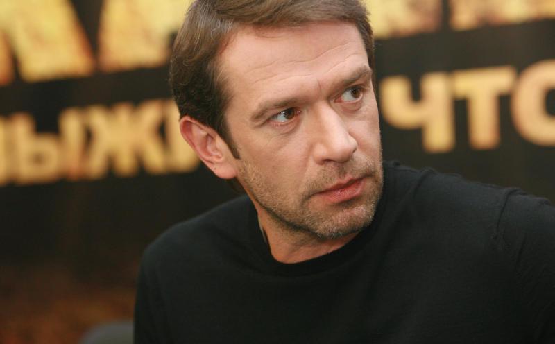Биография и личная жизнь Владимира Машкова фото