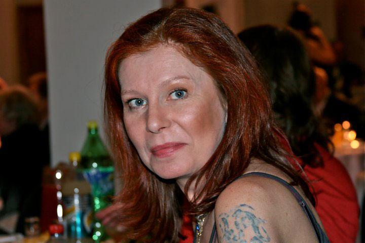 Бывшая гражданская жена Максима Виторгана – Виктория Верберг фото