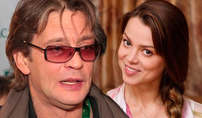 Бывшая жена Александра Домогарова – Наталья Громушкина фото