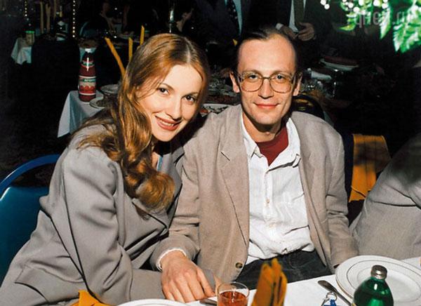 Бывшая жена Александра Гордона – Нано Кикнадзе фото